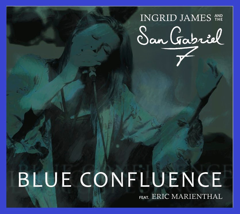 Blue Confluence Album
